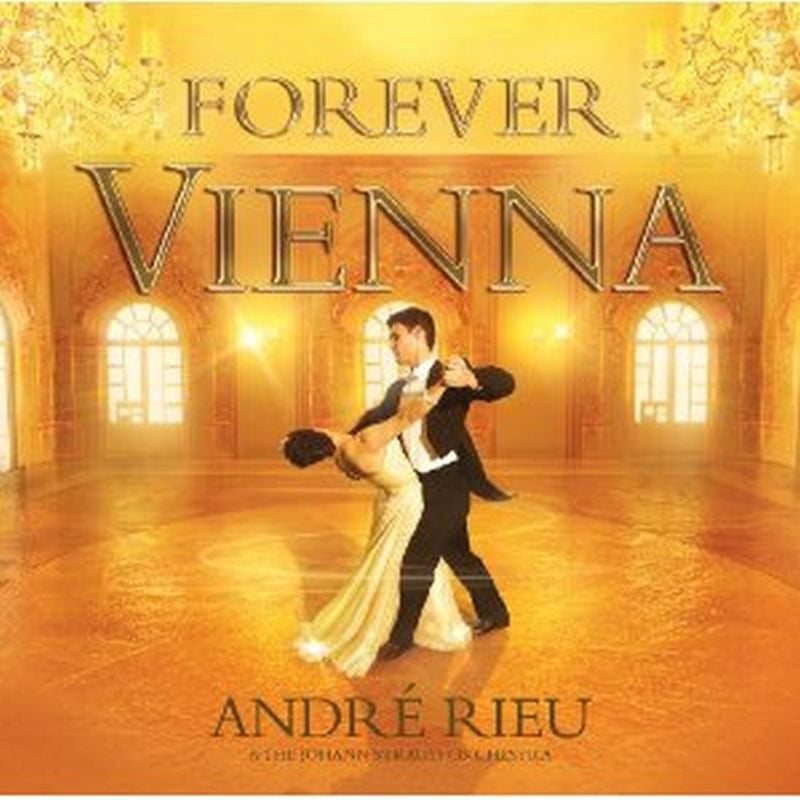 Andre Rieu - Forever Vienna CD/DVD