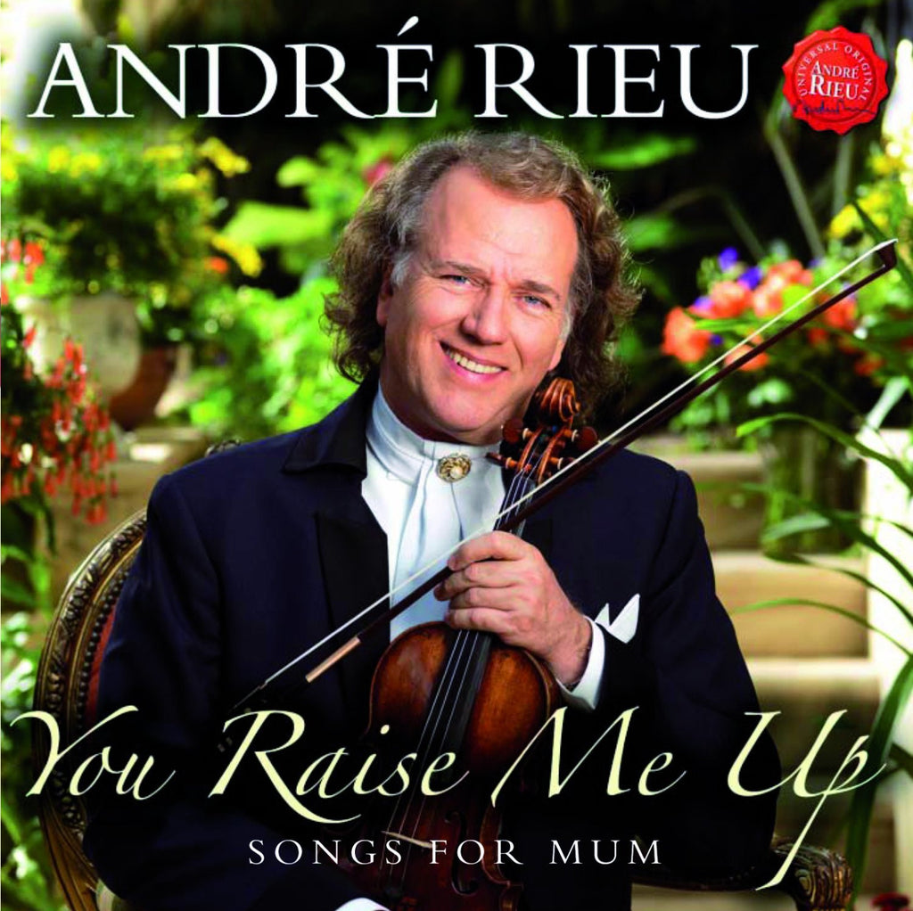 Andre Rieu - You Raise Me Up CD