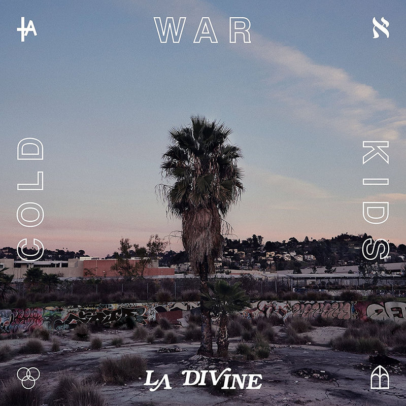 Cold War Kids - LA Divine CD