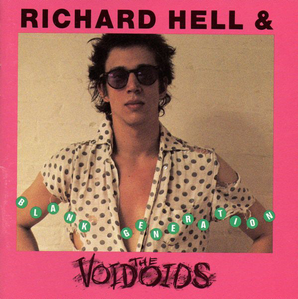 Richard Hell And The Voidoids - Blank Generation CD