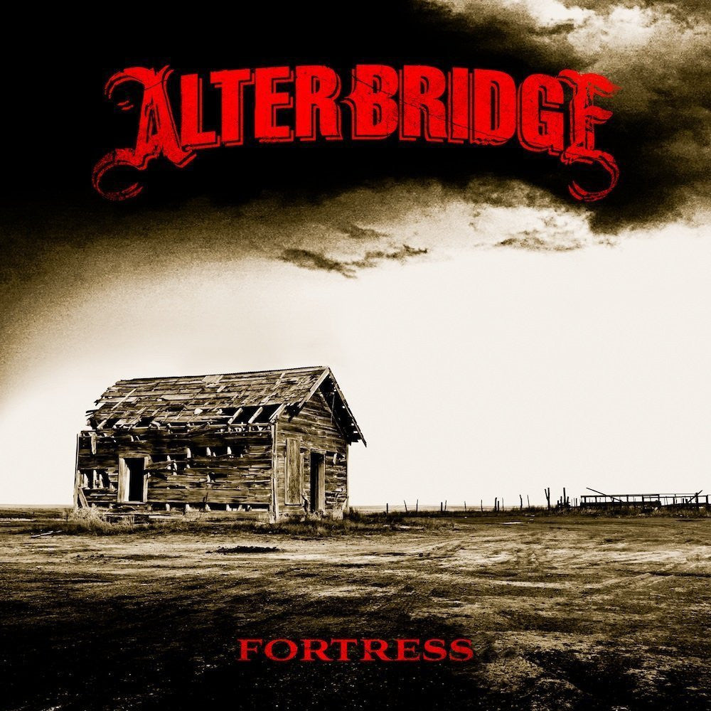 Alter Bridge - Fortress CD