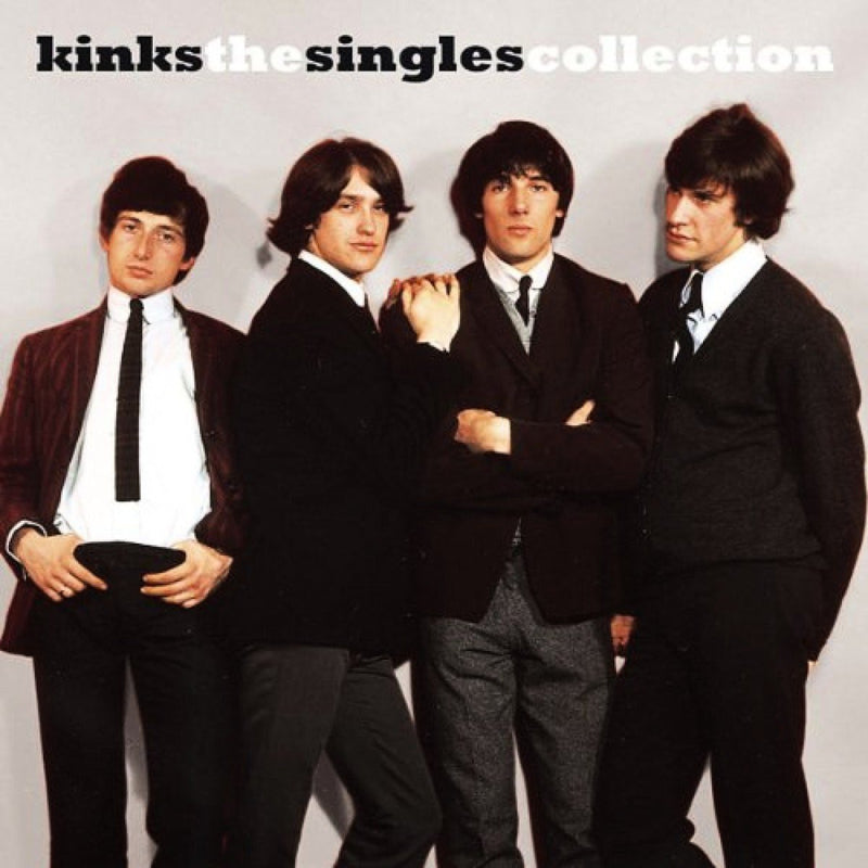 Kinks ‎- The Singles Collection CD