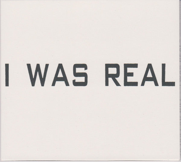 75 Dollar Bill ‎– I Was Real CD