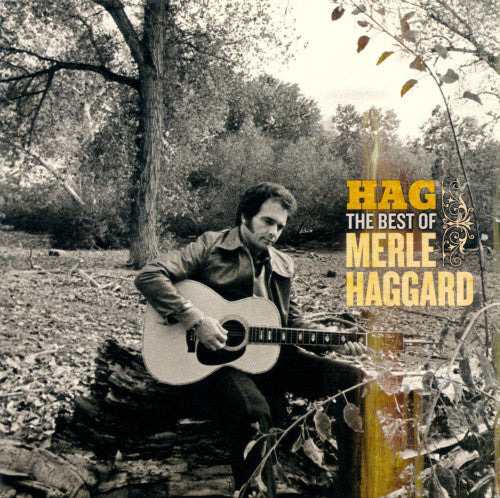 Merle Haggard - Hag The a Best Of CD