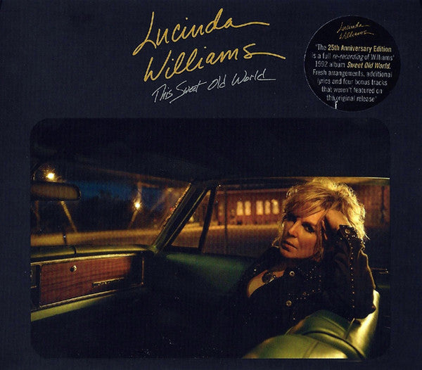 Lucinda Williams - This Sweet Old World CD