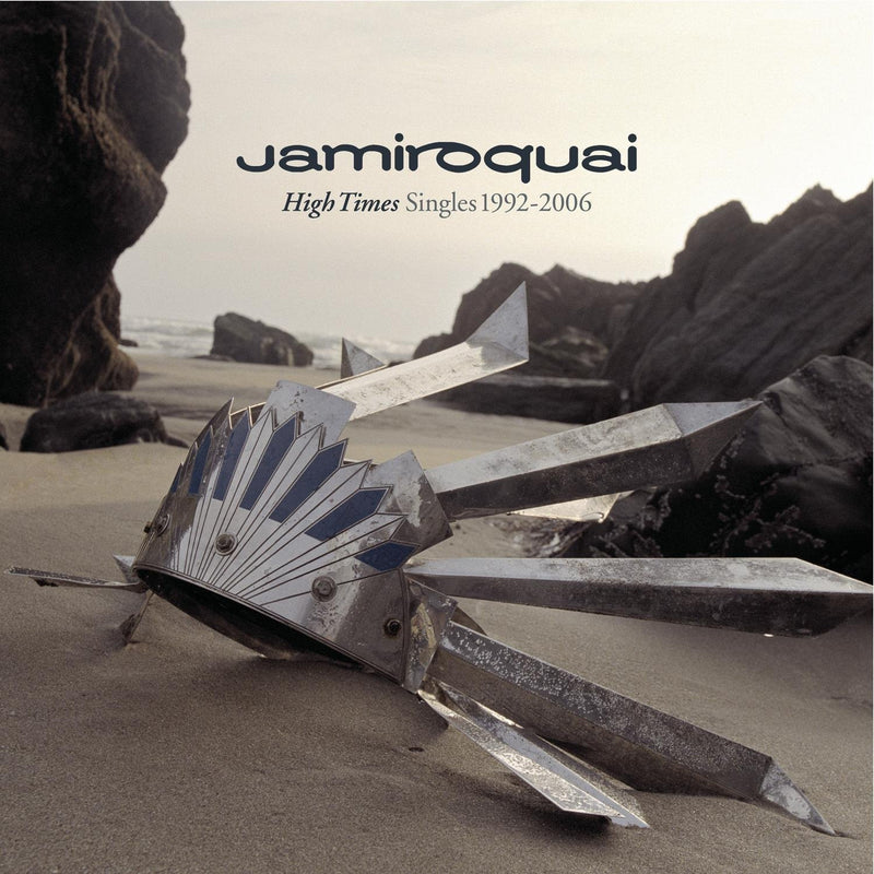 Jamiroquai - High Times: Singles 1992-2006 CD