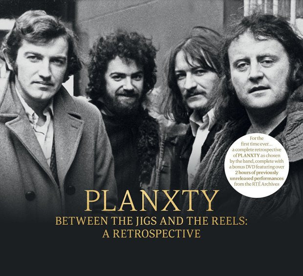 Planxty - Between The Jigs And The Reels CD/DVD
