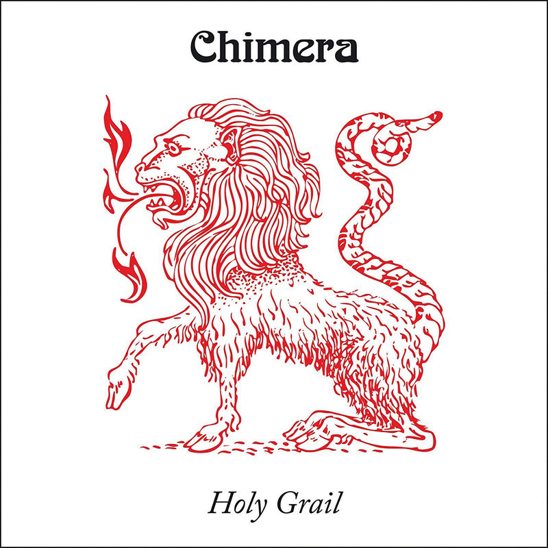 Chimera - Holy Grail LP RSD Exclusive