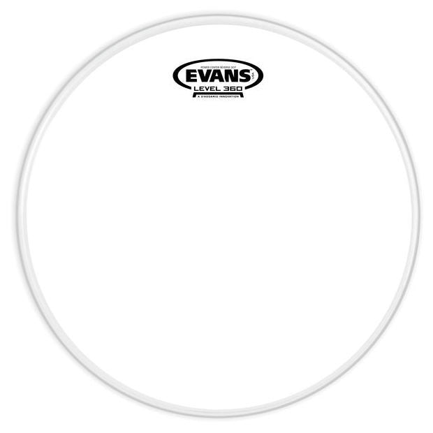"Evans 14"" TomTom Resonant Head Clear"