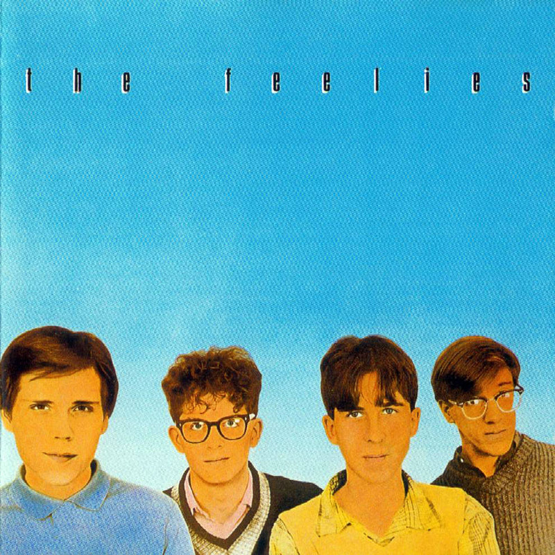 Feelies - Crazy Rhythms LP