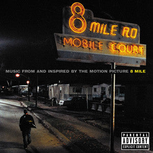 8 Mile OST 2LP