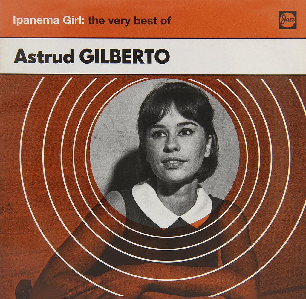 Astrud Gilberto - Ipanema Girl: The Very Best Of CD