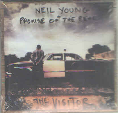 Neil Young & Promise Of The Real - The Visitor CD