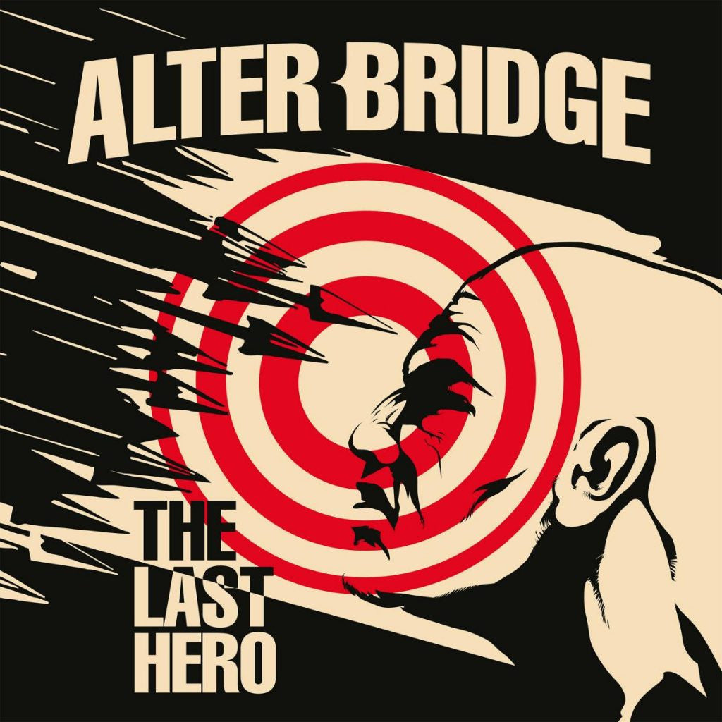 Alter Bridge - The Last Hero CD
