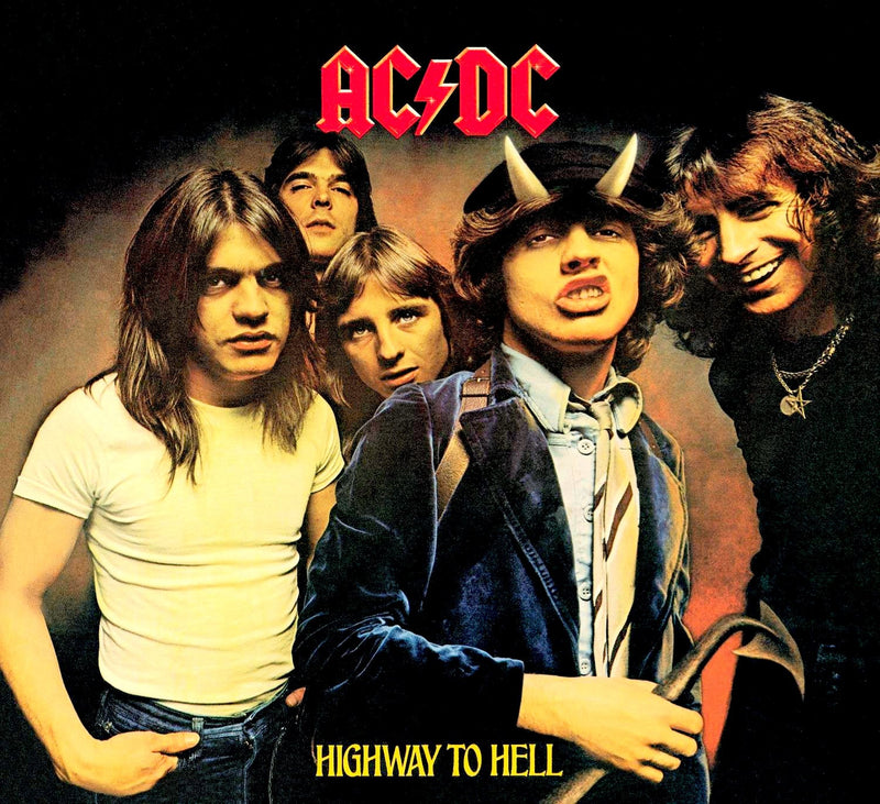 AC/DC - Highway To Hell CD