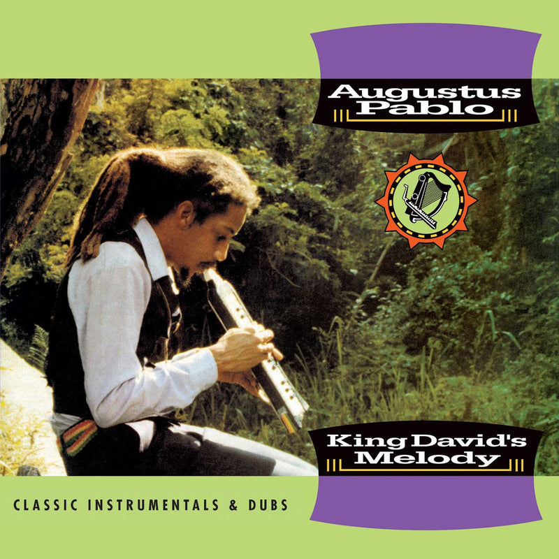 Augustus Pablo - King David's Melody LP