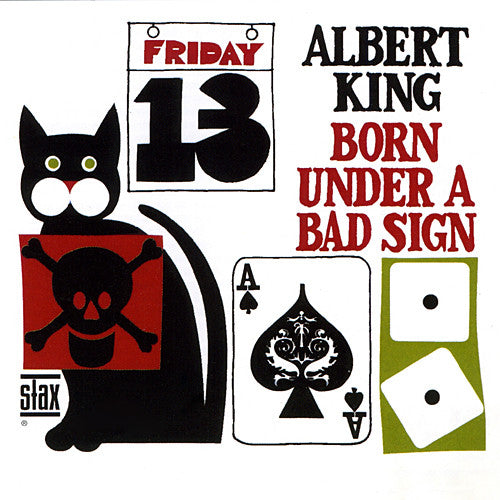 Albert King - Born Under A Bad Sign CD