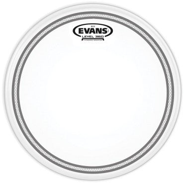 "Evans 14"" EC2S/SST White Coated"
