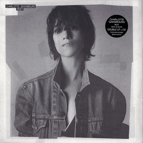 Charlotte Gainsbourg - Rest CD