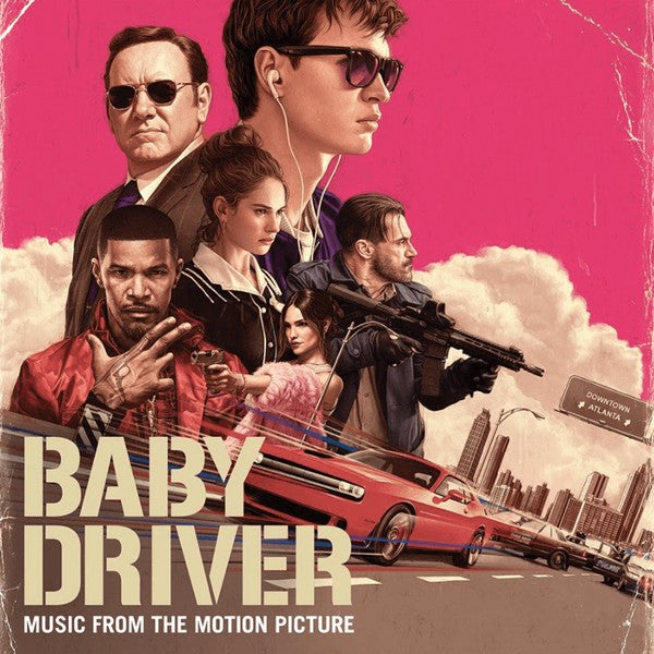 Baby Driver OST 2LP