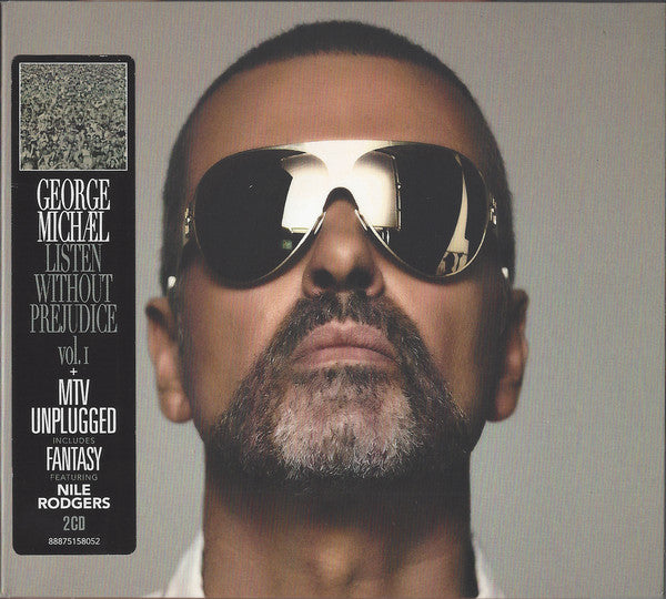 George Michael - Listen Without Prejudice Vol.1 & MTV Unplugged CD