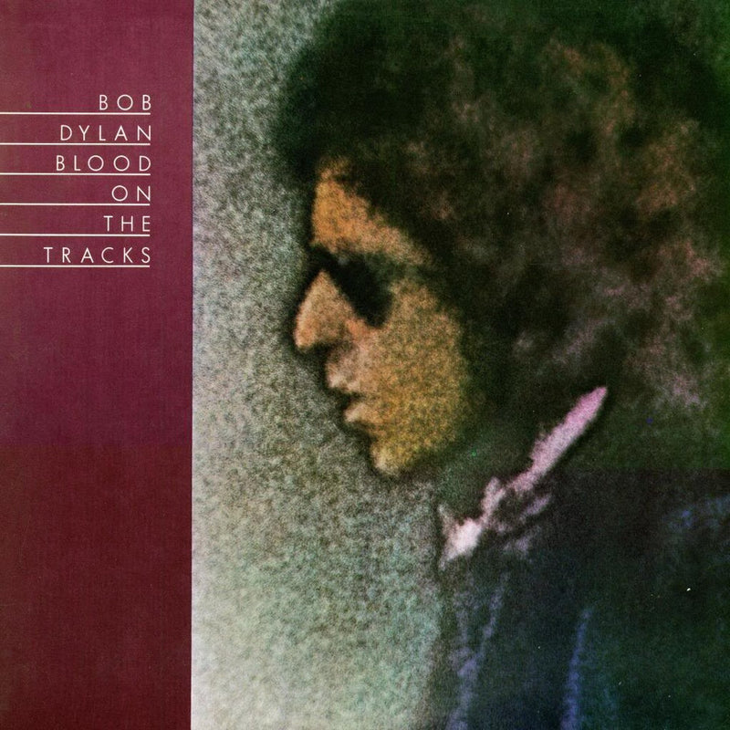 Bob Dylan - Blood On The Tracks LP