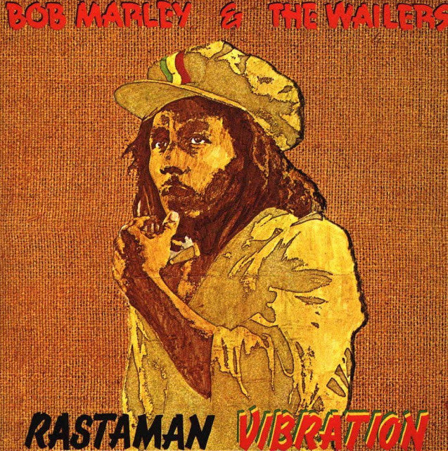 Bob Marley & The Wailers - Rastaman Vibration CD