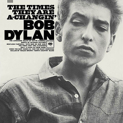 Bob Dylan - The Times They Are A Changin' LP