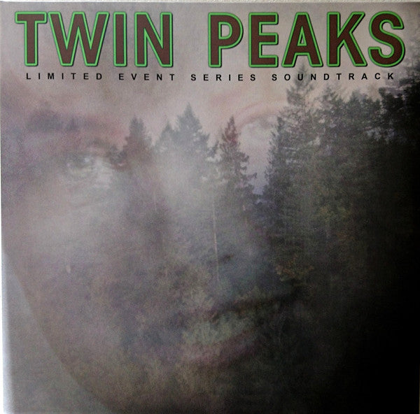 Angelo Badalamenti - Twin Peaks Limited Event Series OST 2LP
