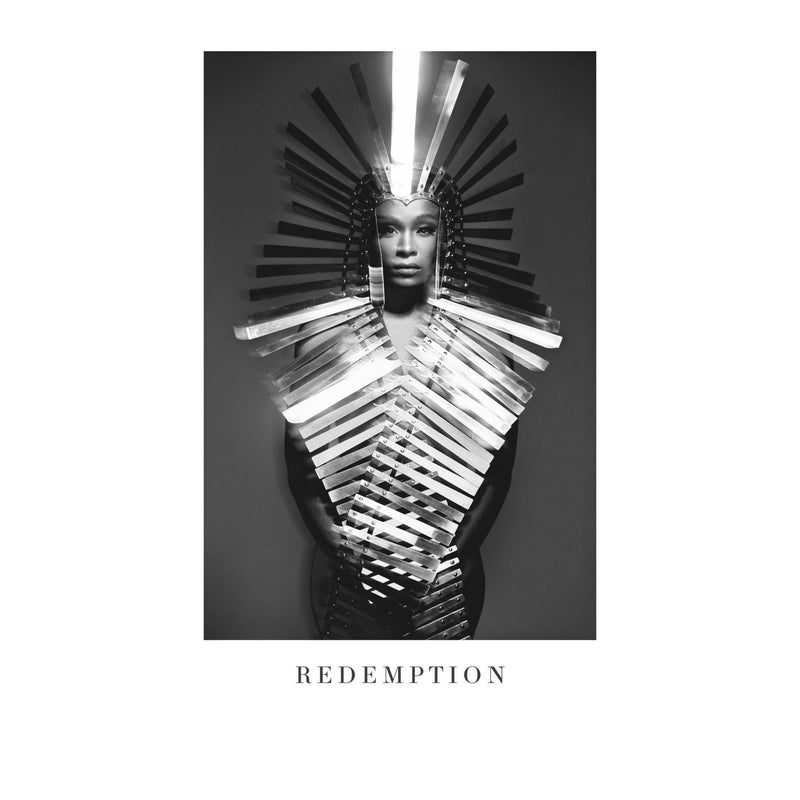 D∆WN ‎(Dawn Richard) - Redemption (The Red Era) LP