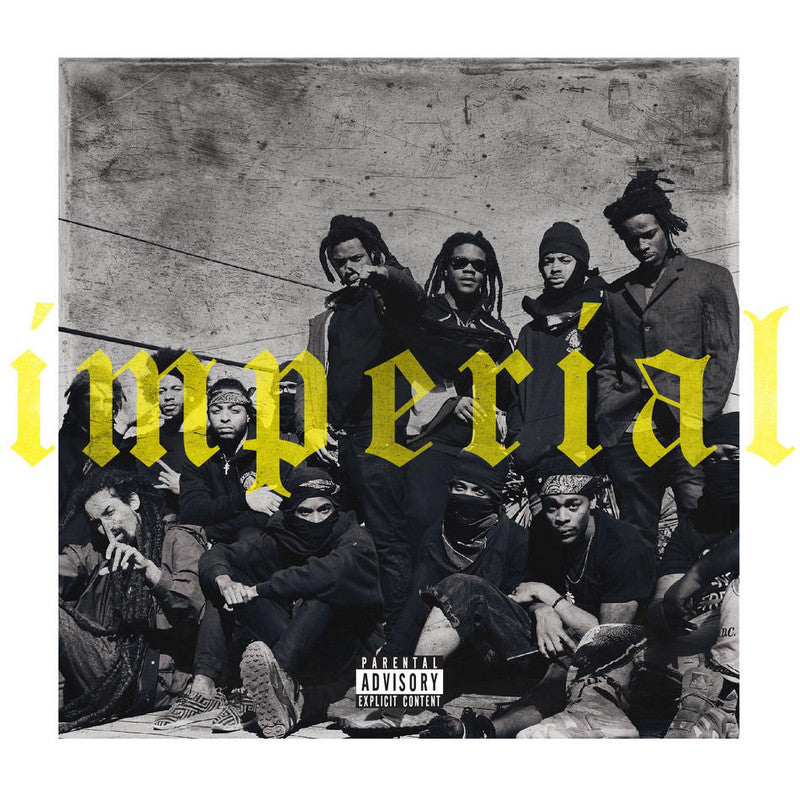 Denzel Curry - Imperial LP