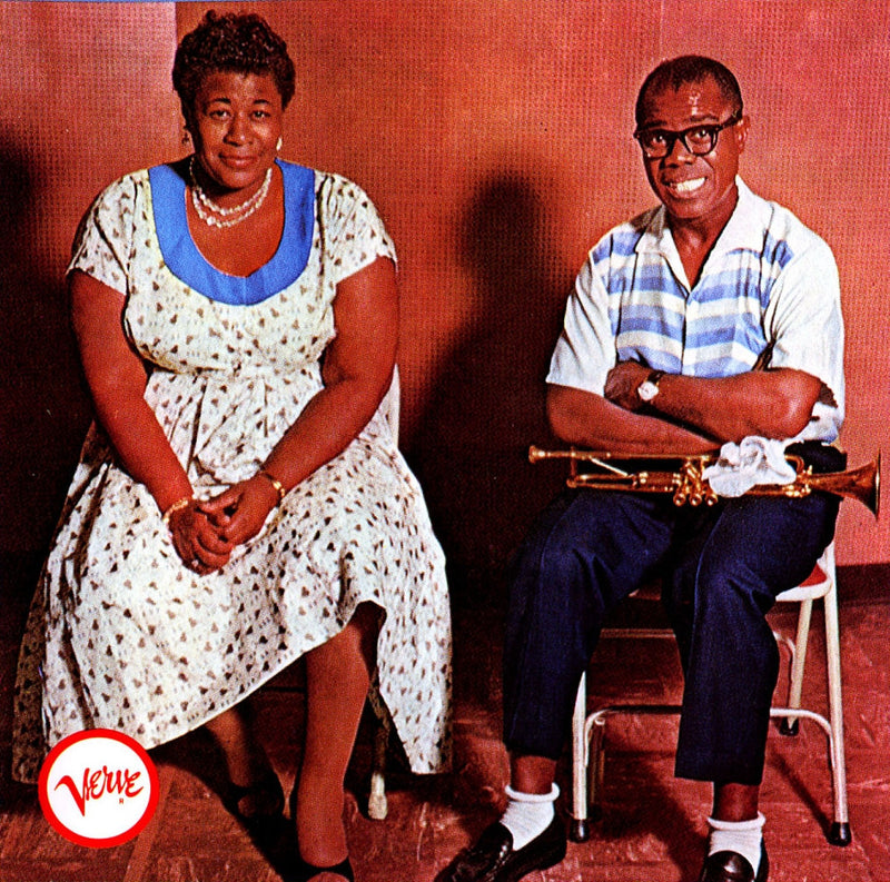 Ella Fitzgerald & louis Armstrong - Ella And Louis LP