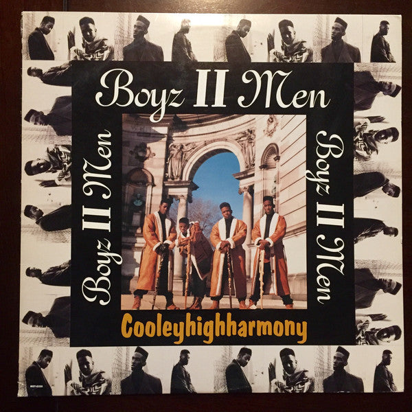 Boyz II Men - Cooleyhighharmony LP