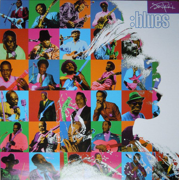 Jimi Hendrix - Blues 2LP