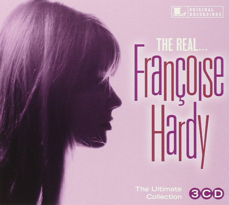 Francoise Hardy - The Real Francoise Hardy CD
