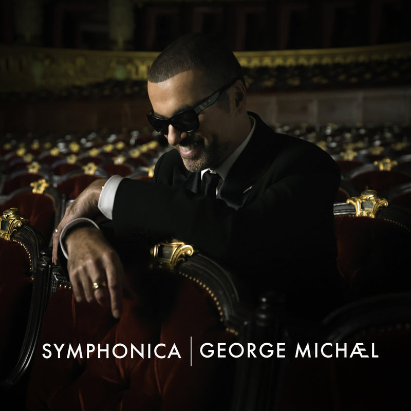 George Michael ‎- Symphonica CD