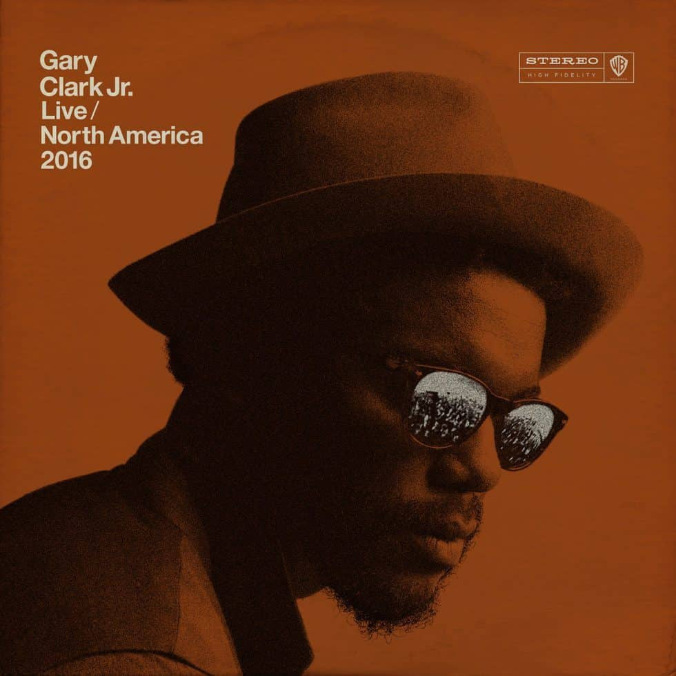 Gary Clark Jr - Live North America 2016 CD