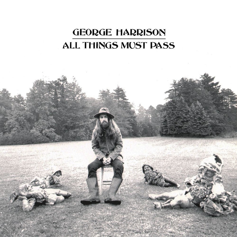George Harrison - All Things Must Pass 2CD