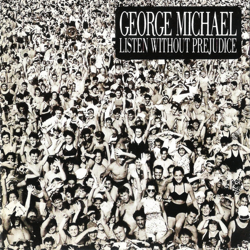 George Michael - Listen Without Prejudice 25 (REMASTERED) LP