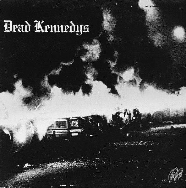 Dead Kennedys - Fresh Fruit For Rotting Vegetables LP w/ Poster And Prints