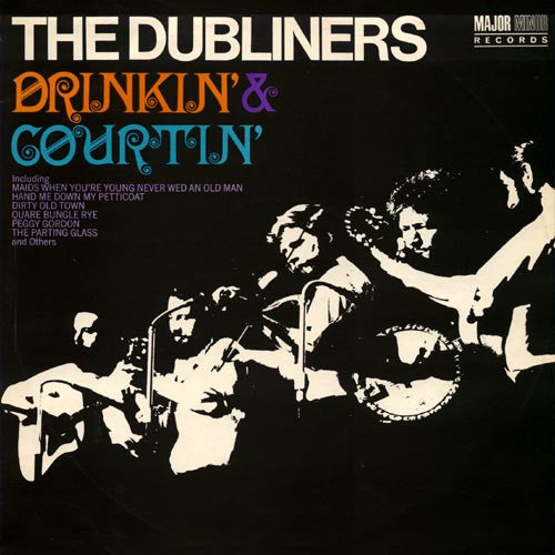 Dubliners drinking and courtin