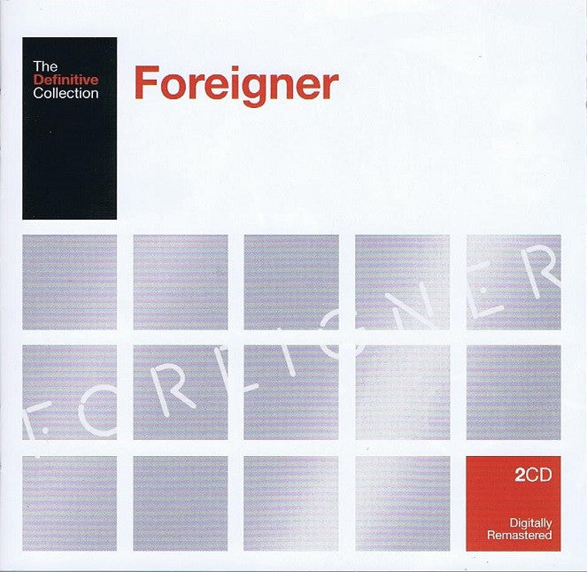 Foreigner definitive