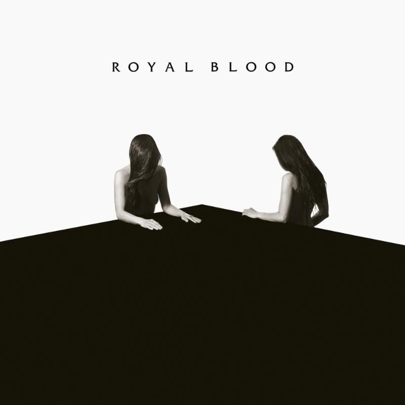 Royal Blood - How Did We Get So Dark LP