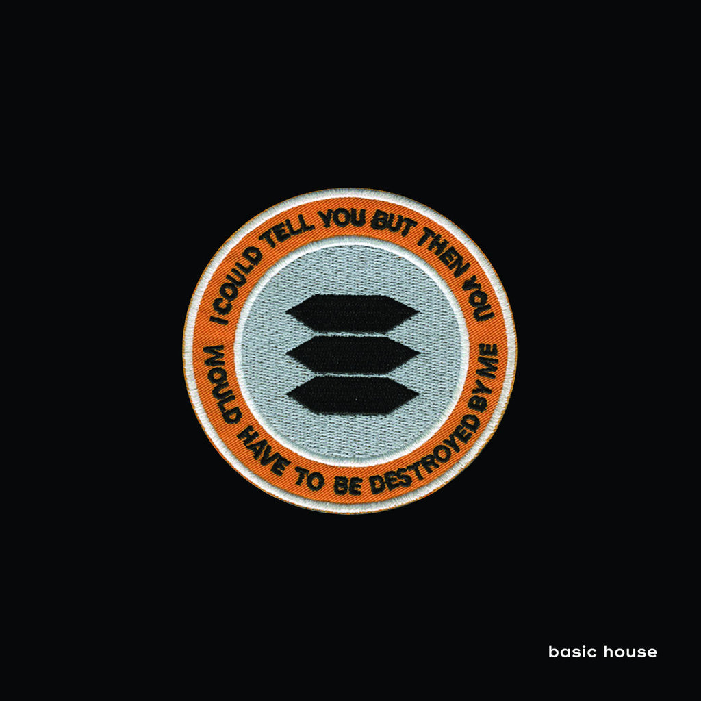 Basic House - I Could Tell But The You Would Have To Be Destroyed By Me LP