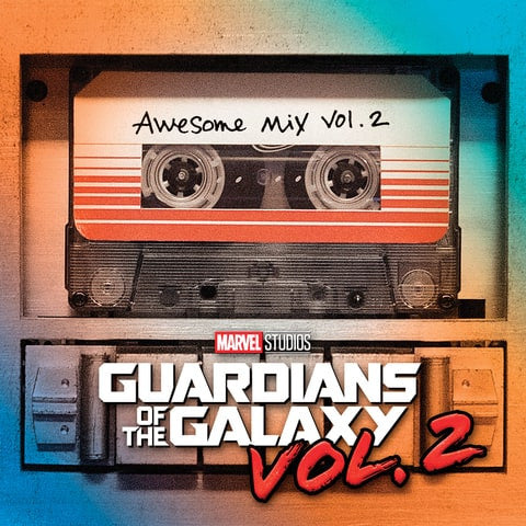 Guardians Of The Galaxy 2 - OST LP