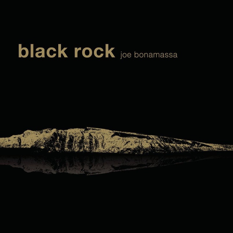 Joe bonamossa black rock