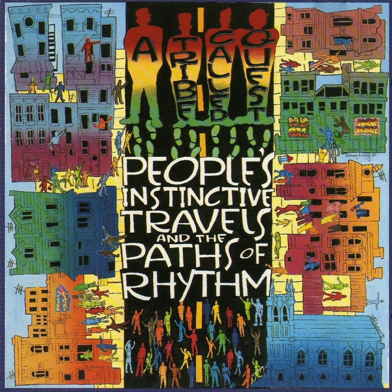 A Tribe Called Quest - People's Instinctive Travels & The Rhythms Of a Rhythm 2LP