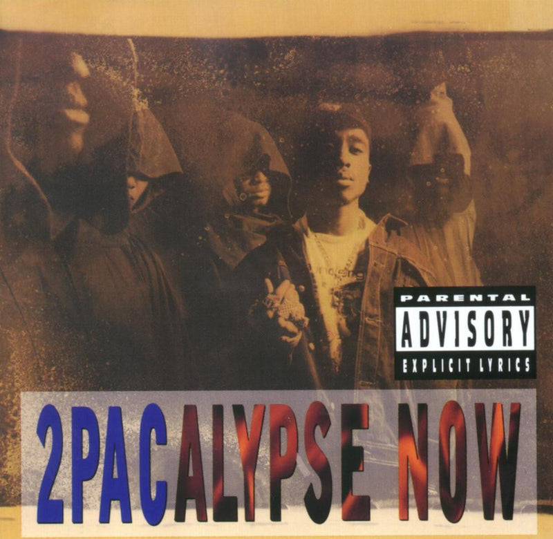 2Pac - 2Pacalypse Now 2LP