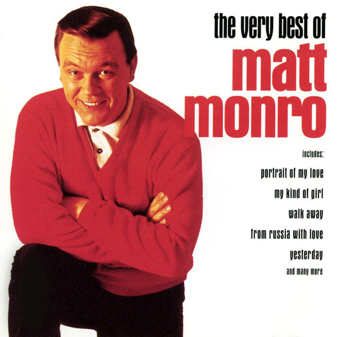Very best of Matt monro