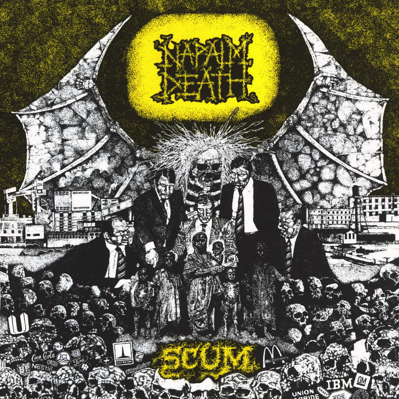 Napalm death scum